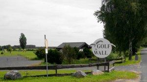 Golf in Wall Herzlich Willkommen