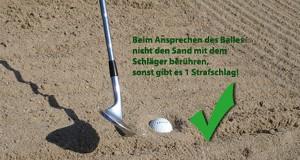 Golfregeln-Der-Bunker-ball-ansprechen-korrekt-400x300
