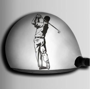 Golfschwung von hinten_a