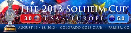 Solheim Cup 2013 01