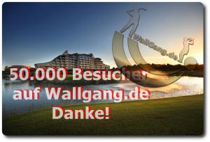 50.000 Besucher auf Wallgang.de