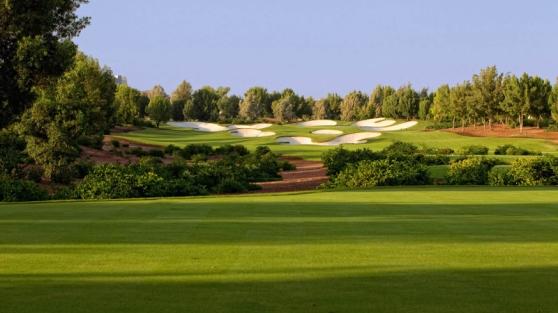 DP World Tour Finale Jumeirah Golf Estates 01