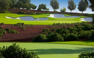 DP World Tour Finale Jumeirah Golf Estates 02
