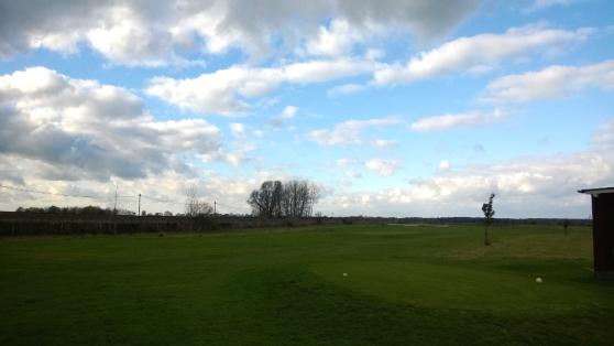 Golf in Wall im November 02