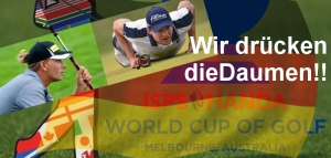 ISPS HANDA World Cup of Golf 2013 Team germany