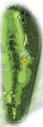 Durban Country Club Hole 14