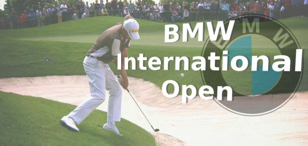BMW International Open 2014 Banner