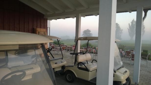 Pfingstwochenende in Golf in Wall