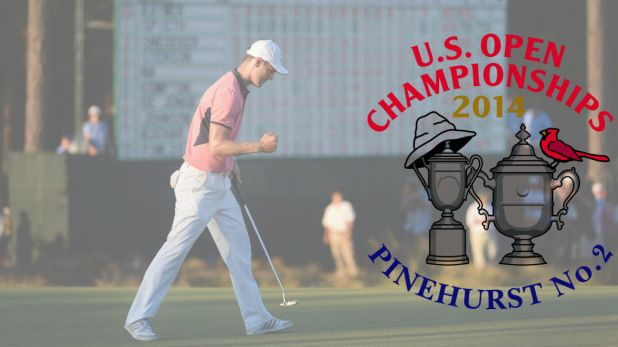 US Open Banner der Wallgang 2014