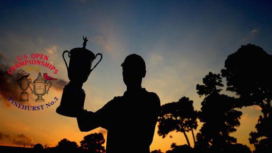US Open Martin Kaymer mit Pokal