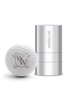 Golfballstempel zum Bedrucken von GolfbŠllen