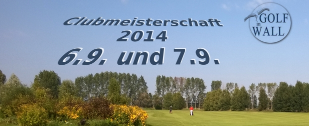 Banner Clubmeisterschaft