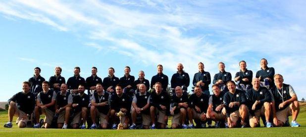 Ryder Cup 2014 Team Europe