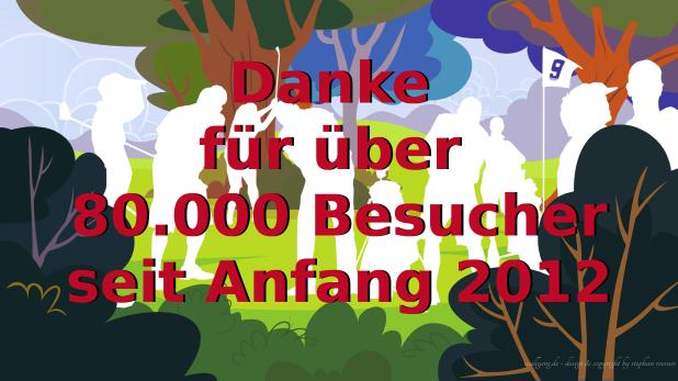 80000 Besucher
