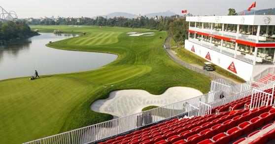 WGC 2014 hole18