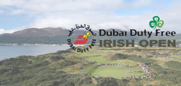 Irish Open Banner