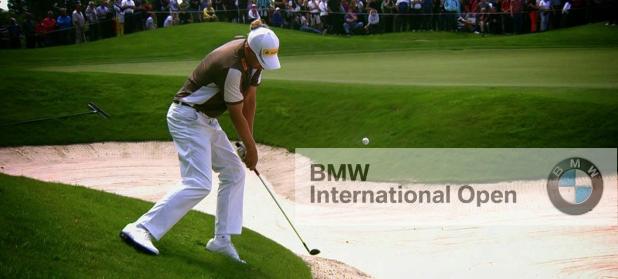 BMW International Open 2015 Wallgang Banner
