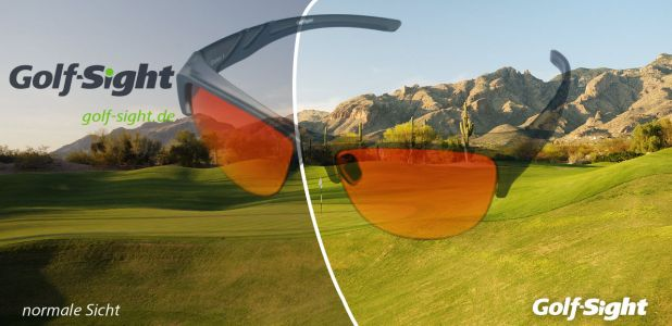 Golf-Sight Test Banner