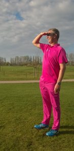 Stephan in Pink