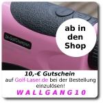 Gutschein für einen Golf Laser auf Golf-Laser.de