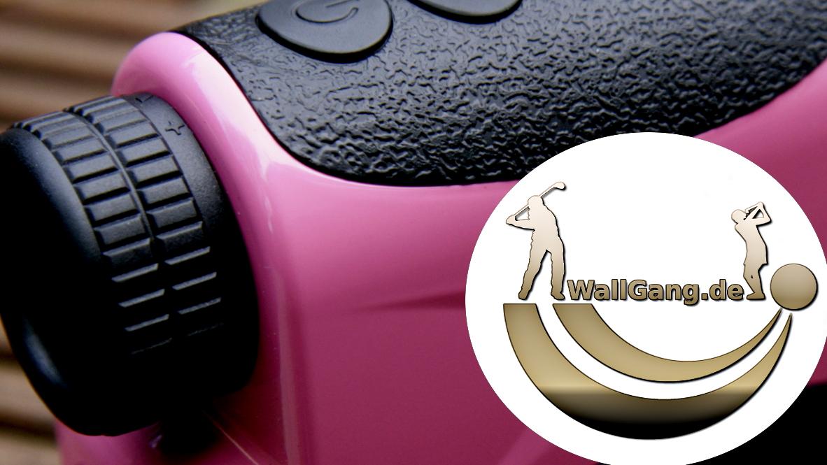 Test Entfernungsmesser Laser : Testbericht entfernungsmesser u alady pink von golf laser