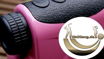 Golf zubehör: entfernungsmesser eagle 600 solar u2013 erfahrungsbericht