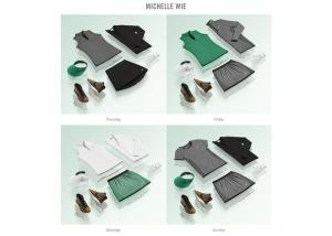 Michelle Wie Nike Design