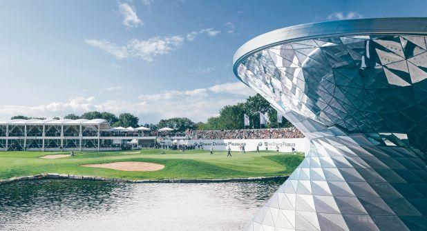 BMW Welt_Golfsport in der BMW Welt (c) BMW AG