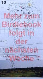 Birdiebook Ankuendigung
