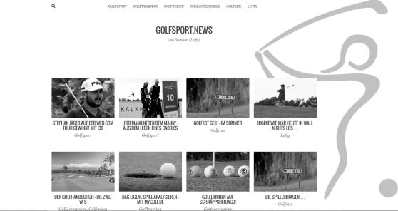 Golfsport.news.page